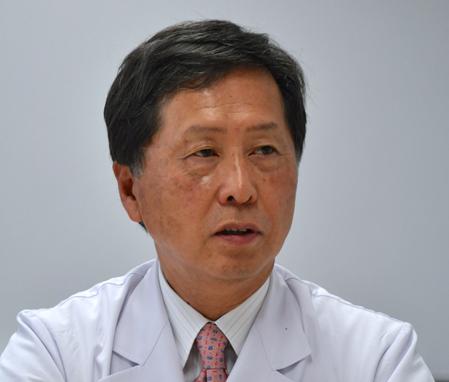 山王病院がん局所療法センター長 森安史典医師