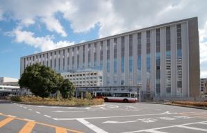広島大学病院外観